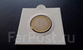 Германия. 1 Евро 2002 года. F.