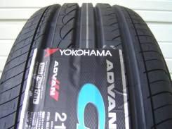 Yokohama Advan dB v551. Летние, 2013 год, без износа, 4 шт