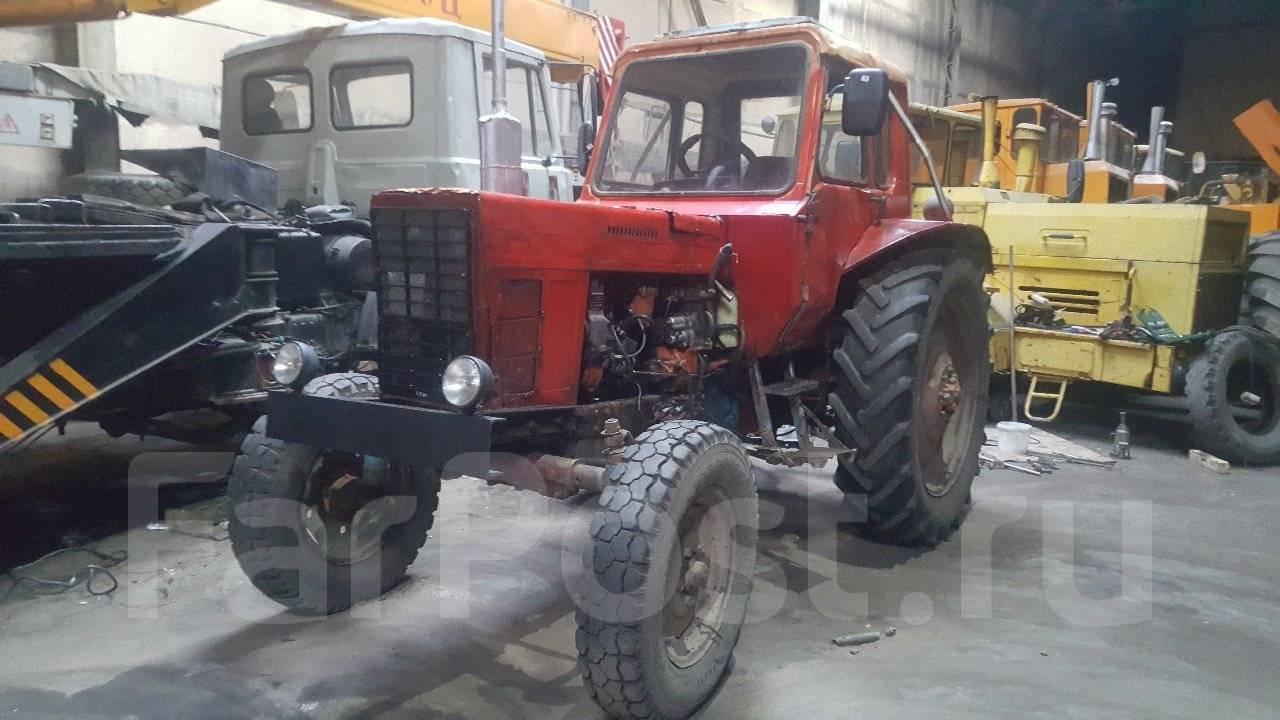 Продам бу трактор дром