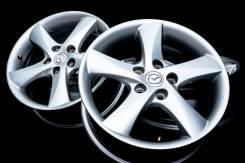 Mazda. 7.0x16, 5x114.30, ET55