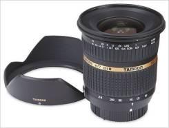 Объектив Tamron SP 10-24 Di II для Sony ! Низкая Цена! Магазин Скупка 25. Для Sony, диаметр фильтра 77 мм