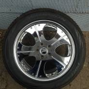 G-Corporation Luftbahn. 8.5x19, 5x112.00, ET48