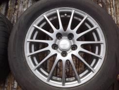 Bridgestone. 6.0x15, 5x100.00, ET45, ЦО 73,1мм.