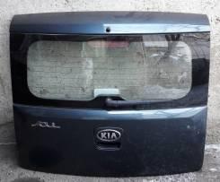 Дверь багажника. Kia Soul, AM