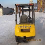 Toyota 7FG15. Продам автопогрузчик Toyota, 1 500 кг.