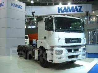 Камаз 65206. -002-68 седельный тягач, 9 000 куб. см., 15 000 кг.