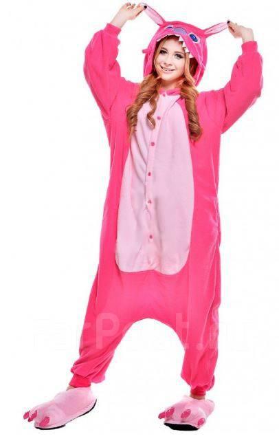 Купить пижамы–кигуруми женские размер  48 размера во Владивостоке 3429dae518408