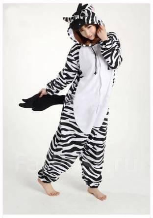Пижамы–кигуруми. 42, 48, 50