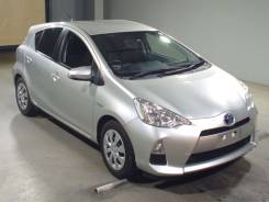 Toyota Aqua. вариатор, передний, 1.5 (74 л.с.), бензин, 91 тыс. км, б/п