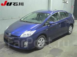 Toyota Prius. вариатор, передний, 1.8 (99 л.с.), бензин, 105 тыс. км, б/п