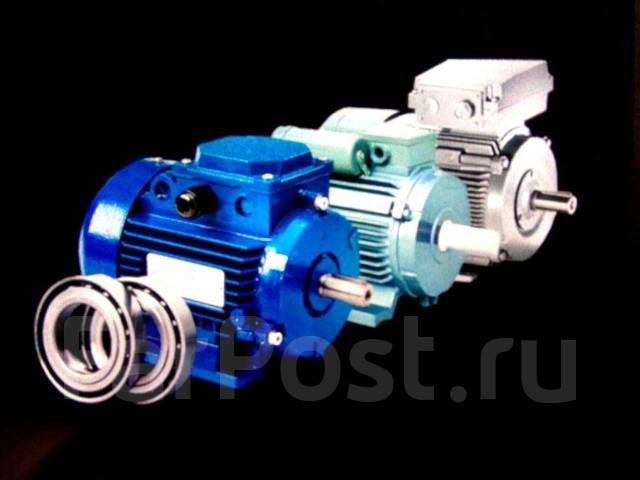 Ремонт и перемотка электродвигателей.