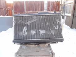 Радиатор охлаждения двигателя. Subaru Legacy, BE5, BH5 Двигатели: EJ206, EJ20
