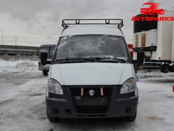 ГАЗ 2752. Грузопассажирский фургон газель 2752, 2 890 куб. см., 755 кг.
