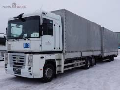 Renault Magnum. Продается автопоезд 460.26 + Primbox RS 130, 12 800 куб. см., 14 700 кг.