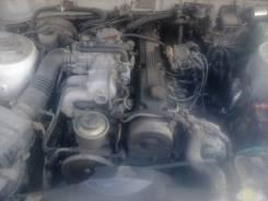 Двигатель. Toyota Chaser, GX71 Двигатель 1GEU