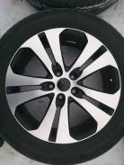 Колеса KIA Sportage. 7.0x18 5x114.30 ET35 ЦО 61,7мм. Под заказ