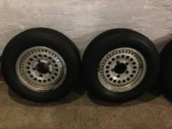 Bridgestone. 6.0x15, 5x139.70