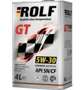 ROLF. Вязкость 5W-30, синтетическое