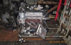 Двигатель. Toyota Vitz, SCP10 Двигатель 1SZFE
