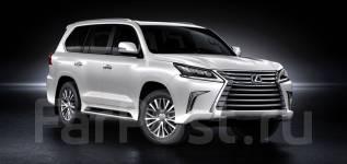 Новые колеса R20 для Lexus LX570. 8.5x20 5x150.00 ET58