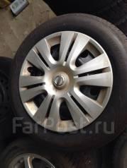 Комплект отличных летних колес 175/65R15. x15 4x100.00