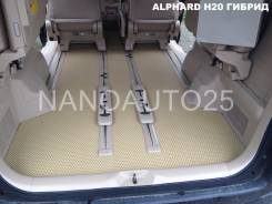 Коврик. Toyota: Alphard, Noah, Estima Hybrid, Estima, Alphard Hybrid Mitsubishi Delica D:5 Nissan Serena Nissan Elgrand