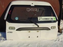 Дверь багажника. Nissan AD, VY11 Двигатель QG13DE