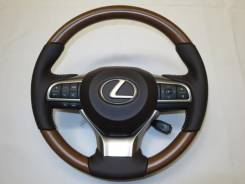 Руль. Lexus: ES250, IS250, ES350, RX270, LX570, GX460, GX470, NX200, GS250 Двигатели: 2ARFE, 2GRFE, 3URFE, 1URFE, 2UZFE. Под заказ