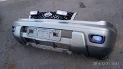Бампер. Nissan X-Trail, NT30 Двигатель QR20DE