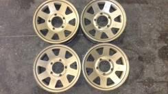 Suzuki. 5.5x15, 5x139.70, ЦО 110,0мм.