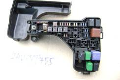 Блок предохранителей. Toyota Verossa, JZX110 Двигатель 1JZFSE
