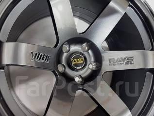 RAYS. 11.0x18, 5x114.30, ET20, ЦО 73,1мм.