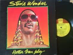 FUNK ! Стиви Уандер / Stevie Wonder - Hotter than July - US LP 1980