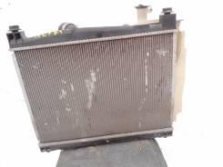 Радиатор охлаждения двигателя. Toyota Sienta, NCP81, NCP81G Двигатель 1NZFE