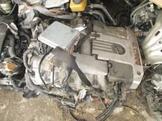 Двигатель в сборе. Nissan Stagea, WGC34 Nissan Skyline Nissan Laurel Двигатель RB25DE