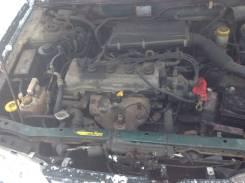 Двигатель. Nissan Almera