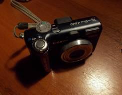 Canon PowerShot. 10 - 14.9 Мп, зум: 4х