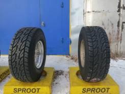 Bridgestone Dueler A/T D694. Летние, 2012 год, износ: 10%, 2 шт