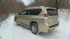 Toyota Land Cruiser Prado. автомат, 4wd, 2.7 (163 л.с.), бензин, 72 000 тыс. км