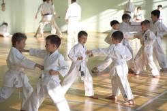 Объявляется набор в детские и взрослые группы по Каратэ-До
