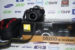 Nikon D5200. 10 - 14.9 Мп, зум: 14х и более
