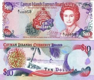 Доллар Каймановых Островов. Под заказ