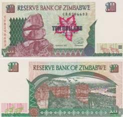 Доллар Зимбабве. Под заказ
