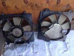 Вентилятор охлаждения радиатора. Toyota RAV4, ACA21W, ACA21