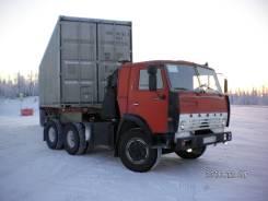 Камаз 5410. , 10 500 куб. см., 27 000 кг.