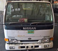 Кабина. Nissan Atlas, P4F23, K4F23 Двигатель NA20S