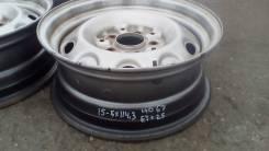 Toyota Crown. 6.5x15, 5x114.30, ET25, ЦО 67,1мм.