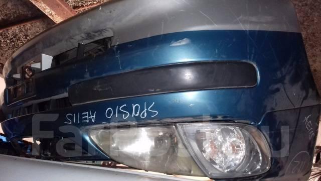 Ноускат. Toyota Corolla Spacio