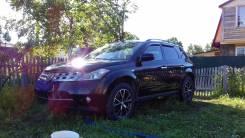 Nissan Murano. вариатор, 4wd, 3.5 (270 л.с.), бензин, 20 тыс. км