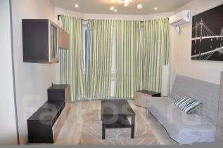 1-комнатная, улица Джамбула 27. Центральный, частное лицо, 43 кв.м.